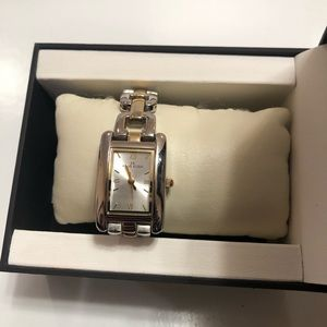 Anne Klein Accessories - Women's Anne Klein Two-tone  Watch Size 6.5""